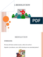 RESOLUCION PPT