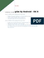 Android GiuaKy 8