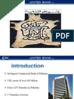 United Bank Ltd