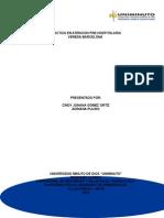 Formato Informes Intersemestrales 2014-15