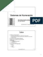 Sistemas de Numeracion UNLaM