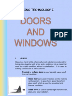 Doors and Windows