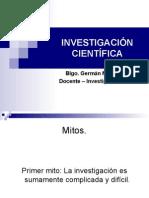 Investiga c i ó n Cientific A