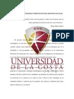 Ensayo - La Formación Ciudadana y Prevención Del Matoneo Escolar