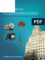 Historia de Las Telecomunicaciones Cuadernoprofesores