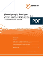 Relieving Information Center Budget Pressures Through Document Delivery Cost Reduction