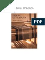 Manual de Tejeduria