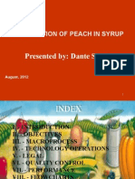 PEACH OF SYRUP.ppt
