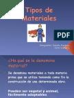 Tipos de Materiales 2.0