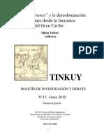 TINKUY13 - Boletín de Investigación y Debate (Haydee Arango Milian)