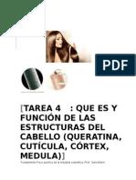 Estructuras Cabello