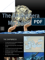 Archaeology Antikythera Mechanism Presentation