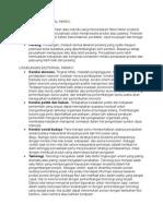 Analisis lingkungan eksternal organisasi pada PT Tita Investama AQUA.docx