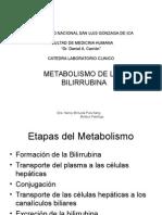 Fisiologia de La Bilirrubina
