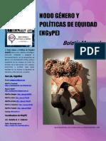 Boletín N° 13 Nodo Género y Políticas de Equidad