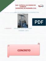 Ejemplo - Concreto