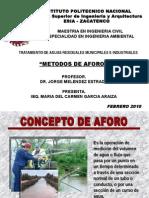 METODOS DE AFORO.ppt