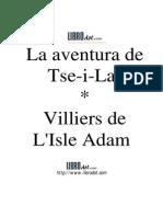 Aventura Del Tse-i-La, La X
