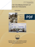 Guidelines for Air Quality Monitoring
