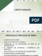 Introduccion a Los Rrhh