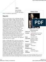 Anthony Kiedis - Wikipedia, La Enciclopedia Libre
