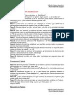 Gestión de Procesos y Practica-1