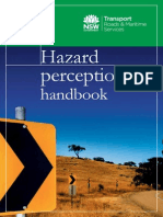 Hazard Perception Handbook
