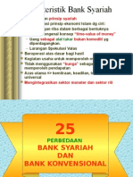 Bank Syariah vs Bank Konvensional