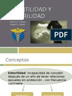 Infertilidad y Esterilidad