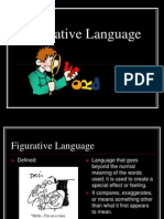 Figurative Language Power Point
