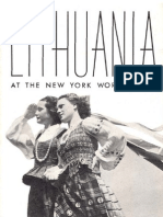 Lithuanians at the NY State Fair - 1939