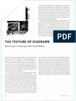 The Texture of Diagrams