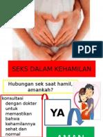 Seks Dalam Kehamilan