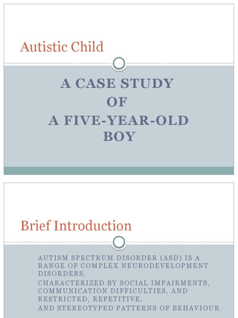 Autistic Child | Autism | Autism Spectrum