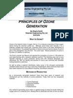 TZ000002 Principles of Ozone Generation