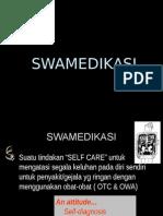 Pengantar Swamedikasi