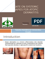 Update on Systemic Therapies for Atopic Dermatitis.ppt
