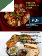 Turism Culinar in India