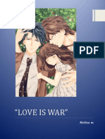 love is war 1
