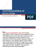 12temporomandibular Dislocation