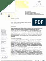 Concept Dienstregeling 2016 Brief Rederij Doeksen