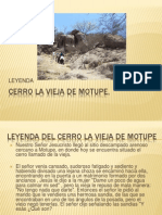 Cerro La Vieja de Motupe