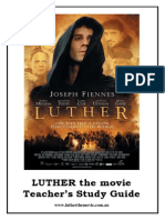Luther the Movie Study Guide