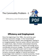 Commodity Prob 1 - MHS