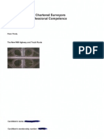 Sample Case Study Format