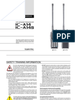 IC A 14 Manual