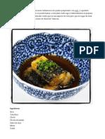 Como preparar Isobe agedashi chofu.Taka Sasaki.doc
