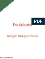 Barramentos e Redes - Redes Industriais