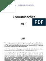 Comunicações VHF