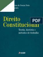 Cláudio P. S. Neto e Daniel Sarmento - Direito Constitucional Teoria História e Metódos de Trabalho - Ano 2012 - Cópia